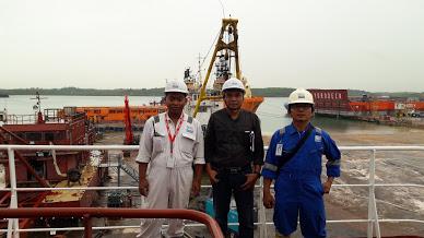 service thermal Marine tanker