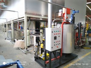 marine Steam Boiler Vertical