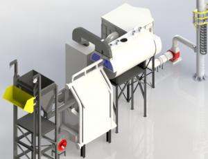 boiler fuel cangkang sawit dan batu bara