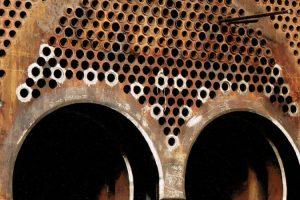 Service Steam Tube Boiler