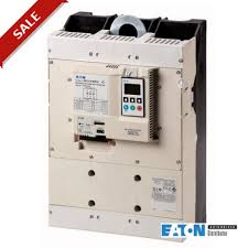 "S801 + / S811 + - Soft Start hingga 1000 A (1732 A ""In-Delta"") Eaton S801 + / S811 +"
