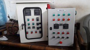 Panel Control boiler