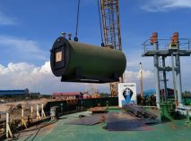 THERMAL OIL HEATER MARINE TANKER 1