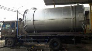 Fire tube steam Boiler 3Phass