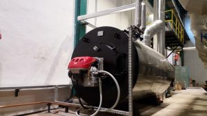 Thermal Oil Heater Shipyard